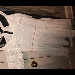 Francescas off the shoulder dress
